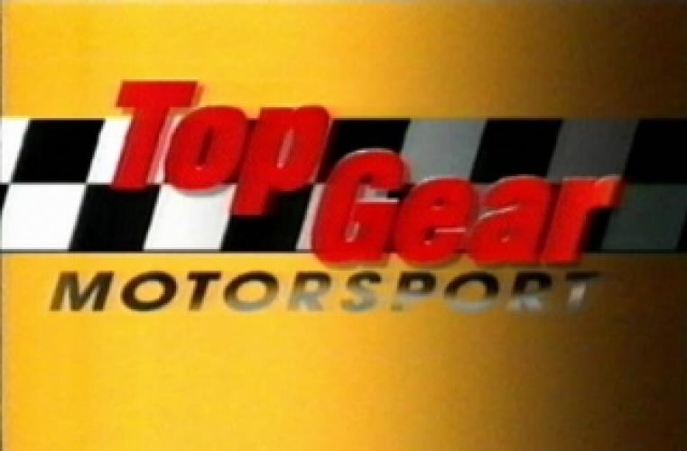 Top Gear Motorsport next episode air date poster