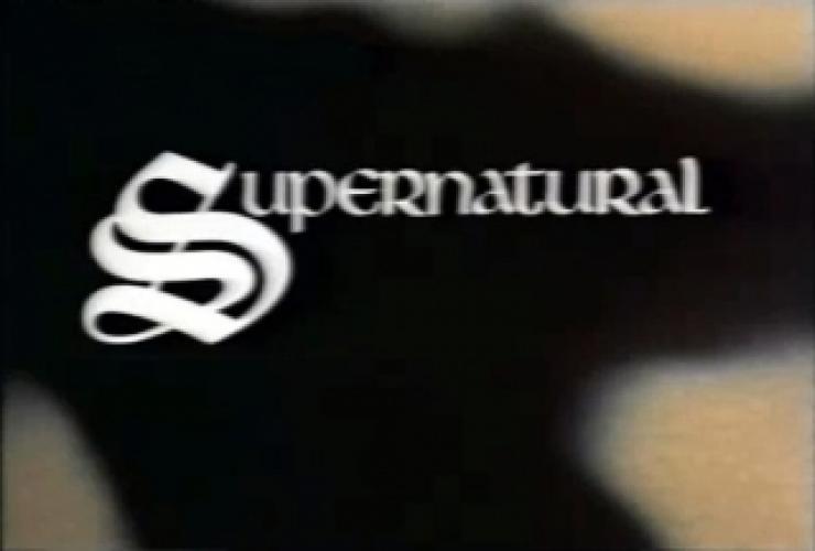 Supernatural (1977) next episode air date poster
