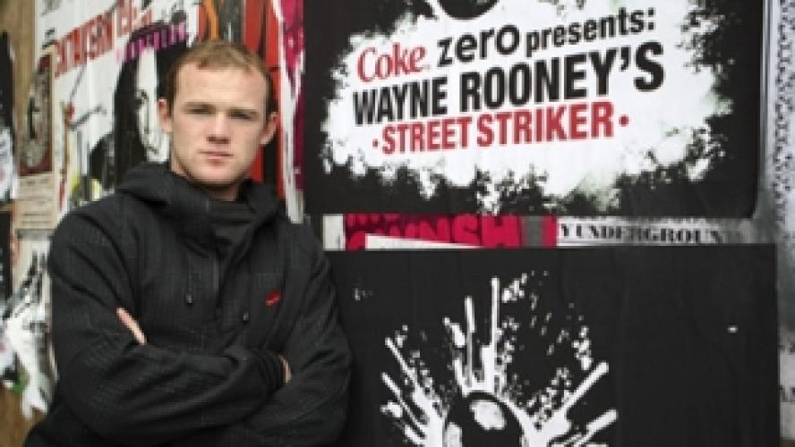 Wayne Rooney's Street Striker next episode air date poster