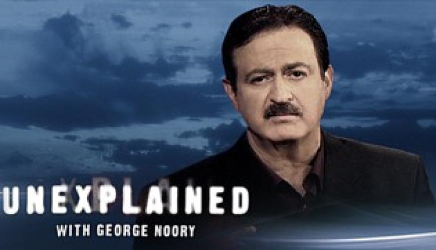 Unexplained with George Noory next episode air date poster