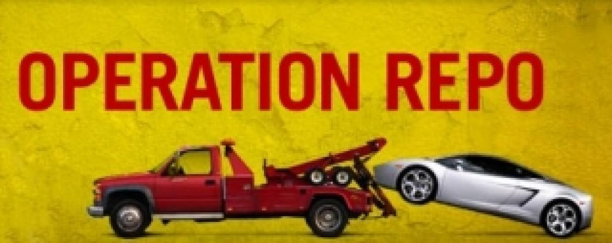 Operation Repo next episode air date poster