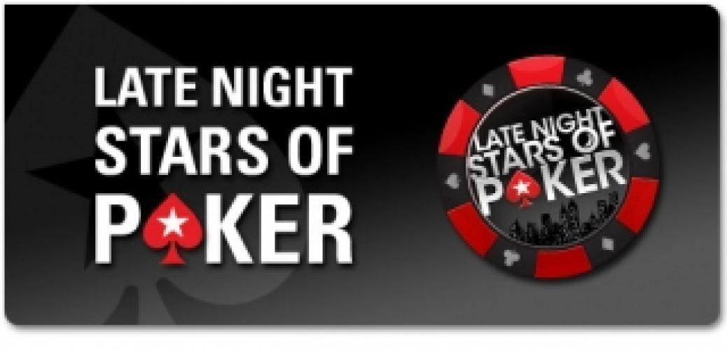 Late Night Stars of Poker next episode air date poster
