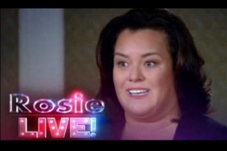Rosie Live next episode air date poster
