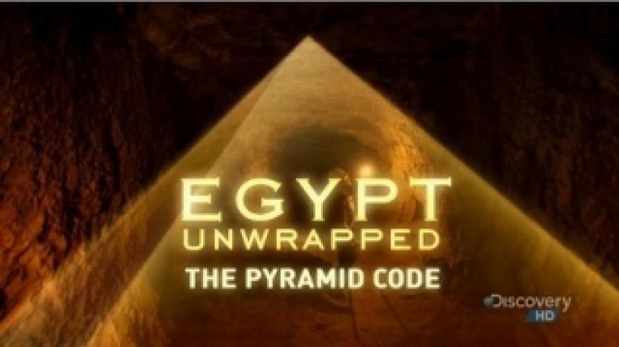 Egypt Unwrapped next episode air date poster