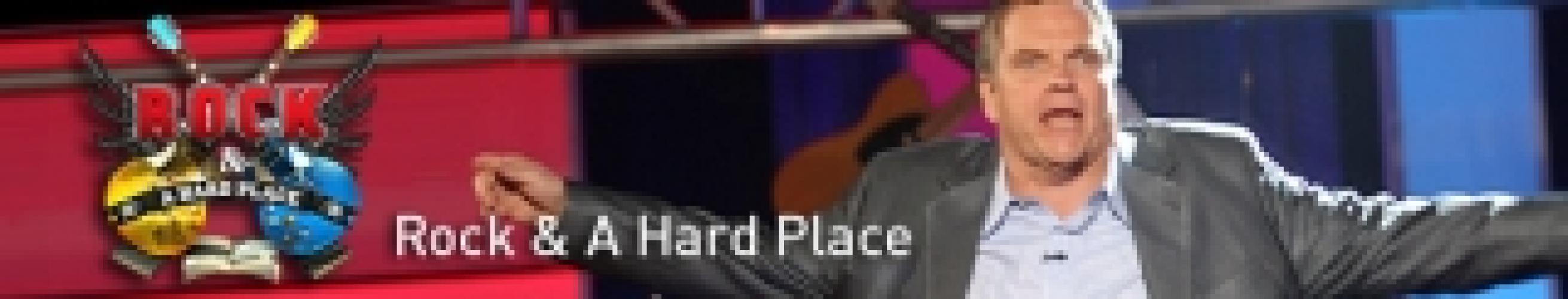 Rock & A Hard Place next episode air date poster