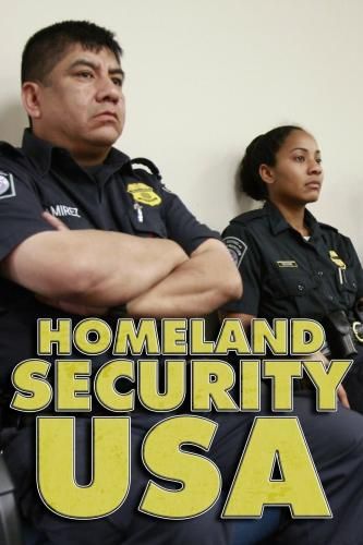 Homeland Security USA next episode air date poster