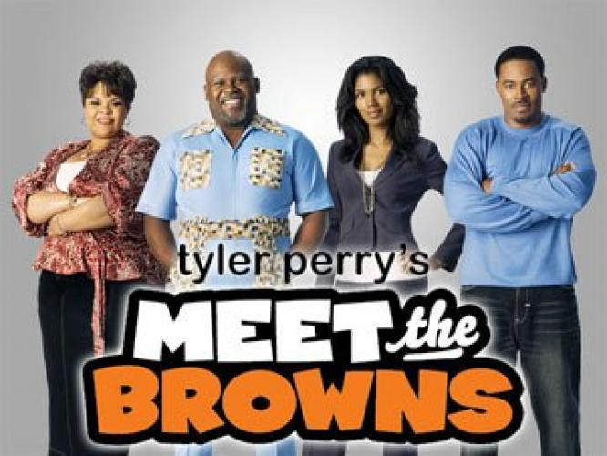 Tyler Perry's Meet the Browns next episode air date poster