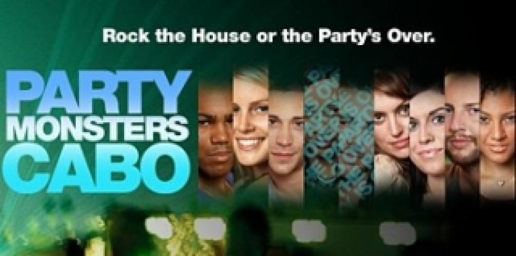Party Monsters: Cabo next episode air date poster