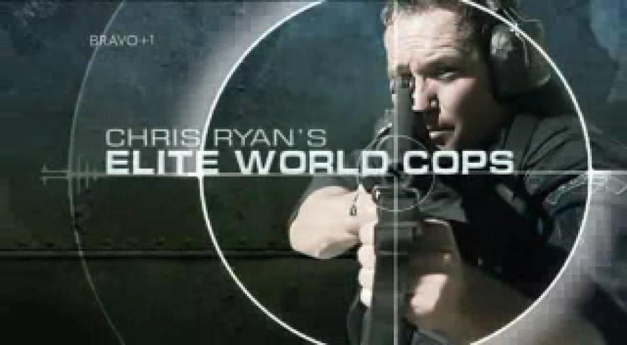 Chris Ryan's Elite World Cops next episode air date poster