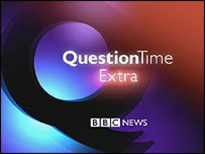 Question Time Extra next episode air date poster