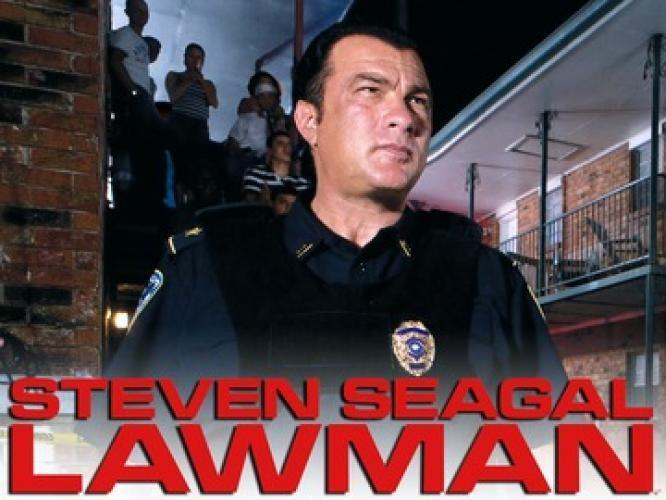 Steven Seagal Lawman next episode air date poster