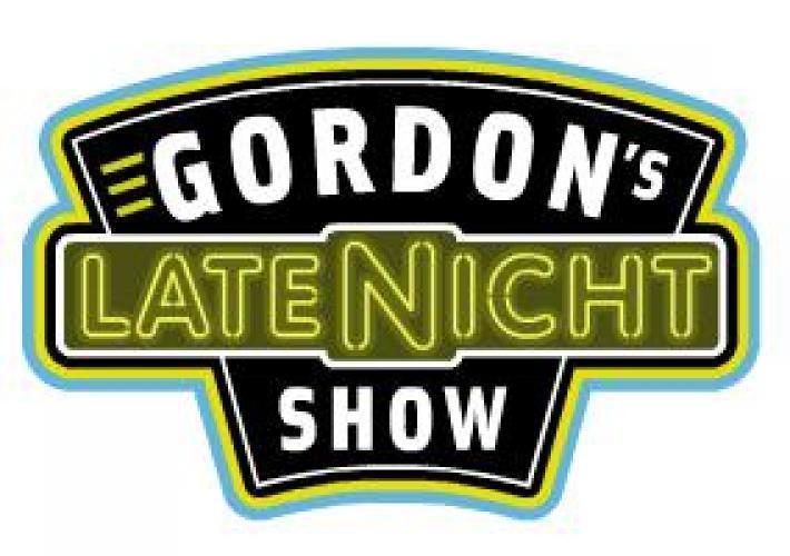 Gordon's late nicht show next episode air date poster