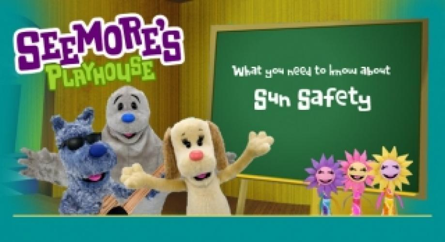 SeeMore's Playhouse next episode air date poster