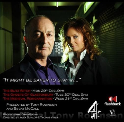 Tony Robinson And The Blitz Witch next episode air date poster
