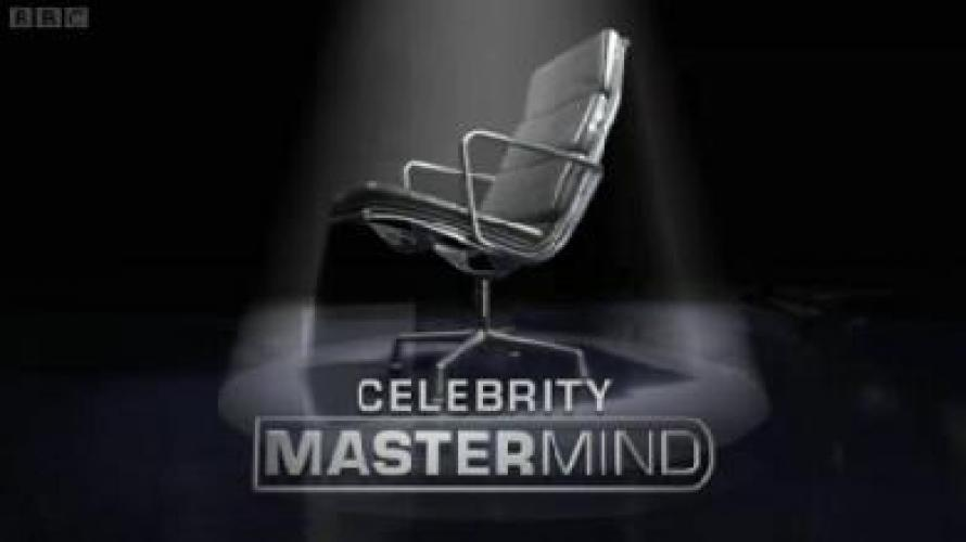 Celebrity Mastermind next episode air date poster