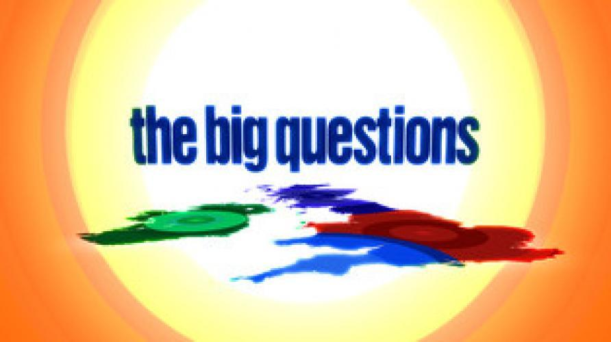 The Big Questions next episode air date poster