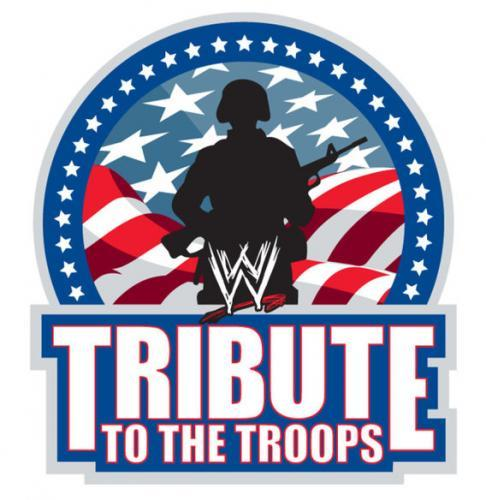 WWE: Tribute To The Troops next episode air date poster