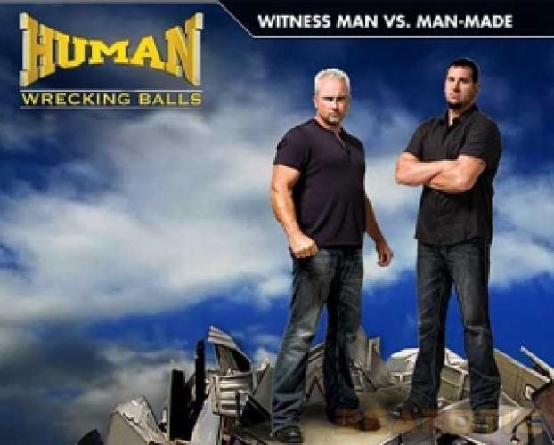 Human Wrecking Balls next episode air date poster