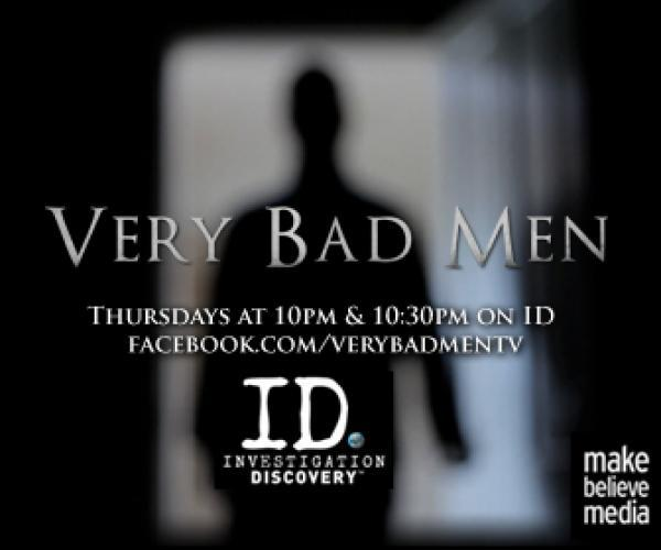 Very Bad Men next episode air date poster