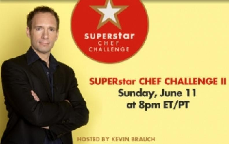 Superstar Chef Challenge next episode air date poster
