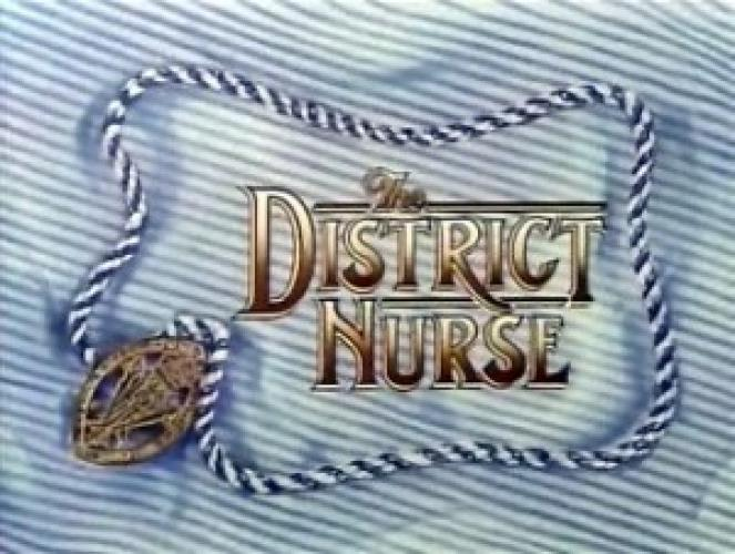 The District Nurse next episode air date poster