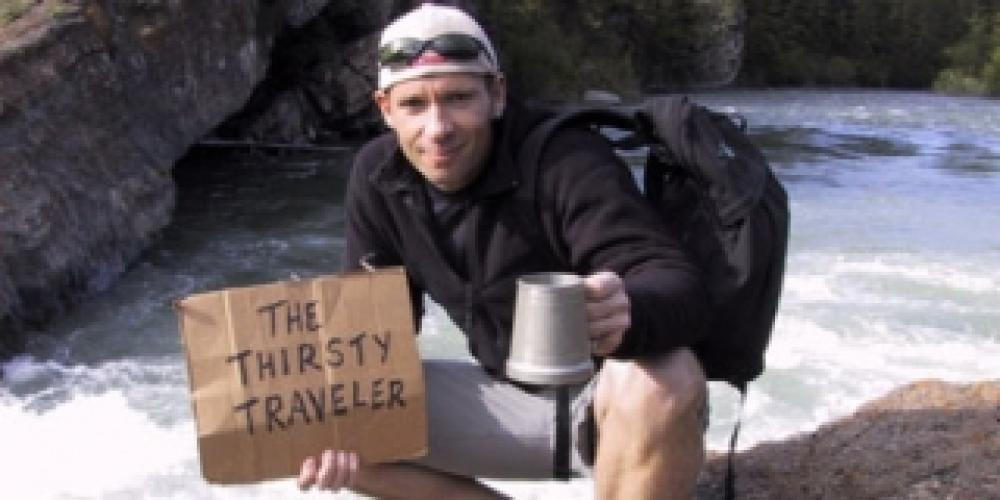 The Thirsty Traveler next episode air date poster