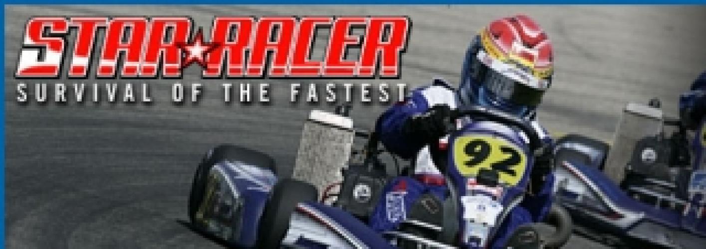 Star Racer next episode air date poster