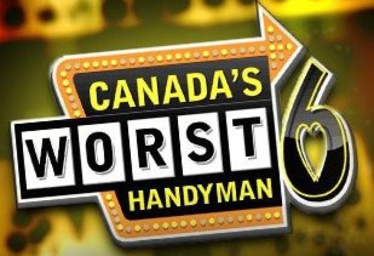 Canada's Worst Handyman next episode air date poster