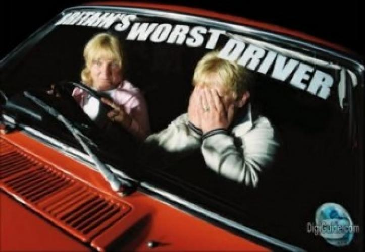 Britain's Worst Driver next episode air date poster