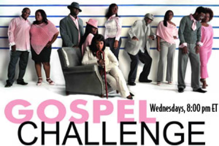 Gospel Challenge next episode air date poster