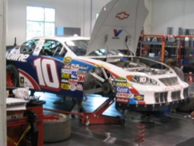 NASCAR Garage next episode air date poster