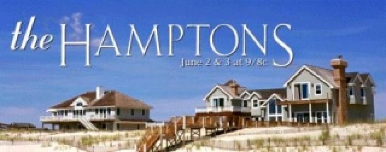 The Hamptons (2002) next episode air date poster