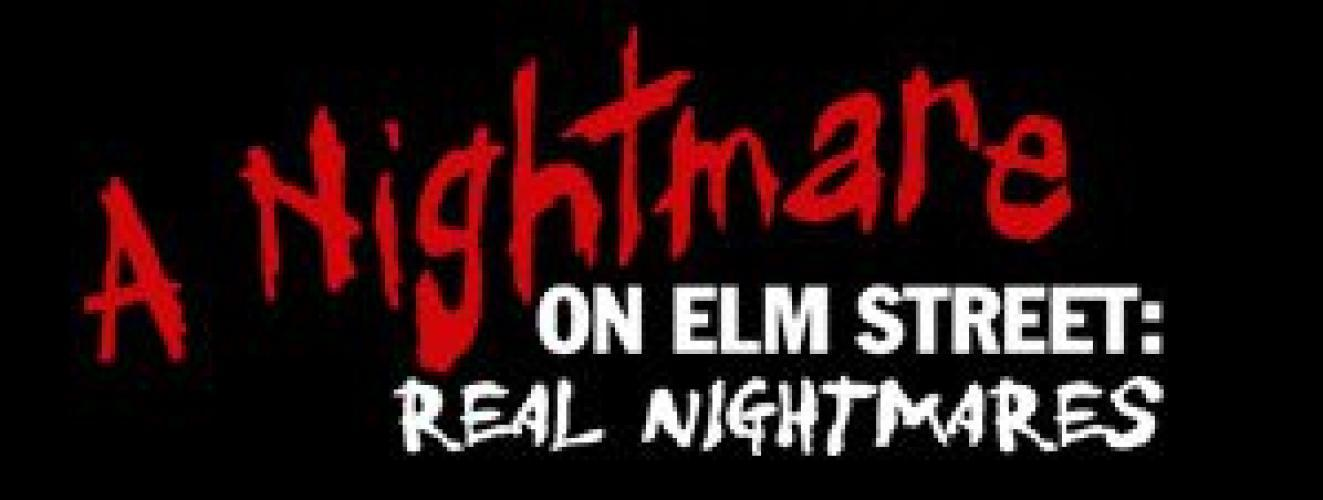 A Nightmare on Elm Street: Real Nightmares next episode air date poster