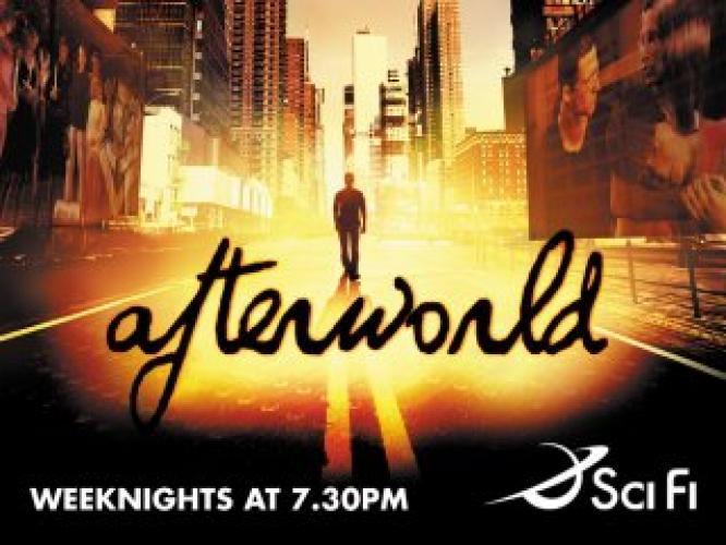 Afterworld next episode air date poster