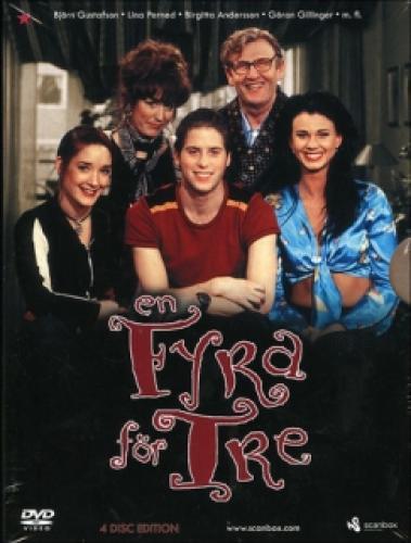 En Fyra För Tre next episode air date poster