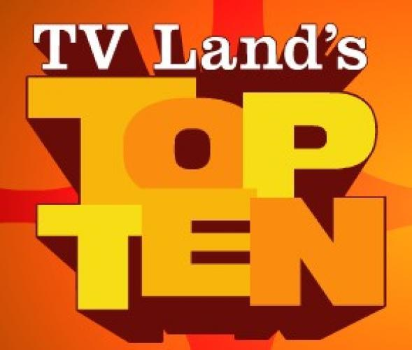 TV Land Top 10 next episode air date poster