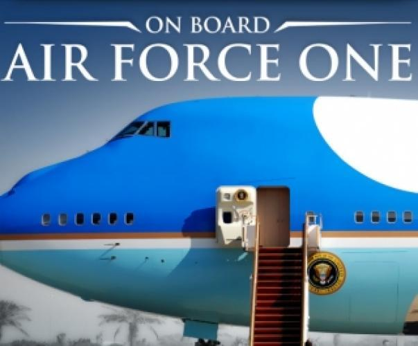 On Board Air Force One next episode air date poster
