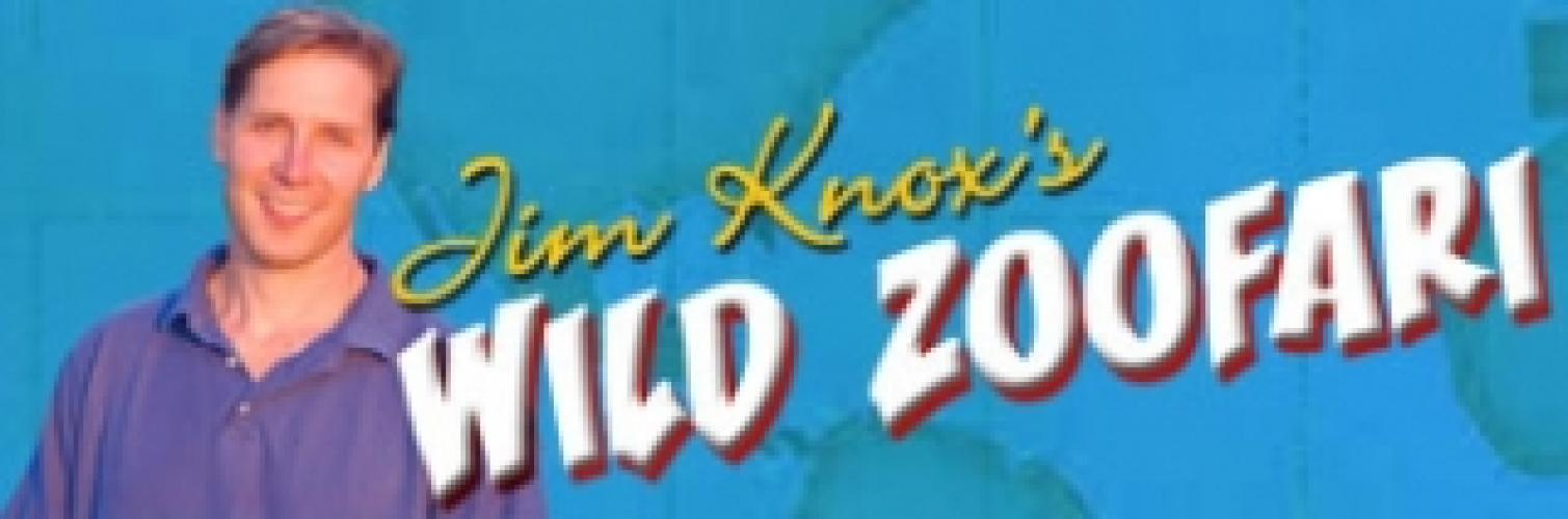 Jim Knox's Wild Zoofari next episode air date poster