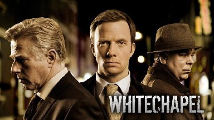 Whitechapel next episode air date poster