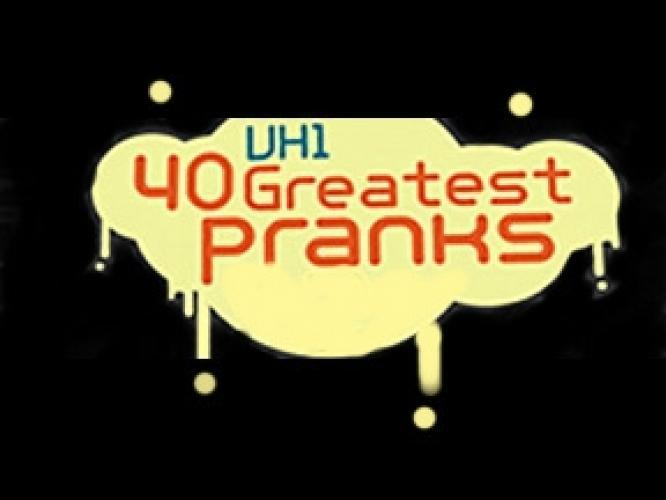 40 Greatest Pranks next episode air date poster
