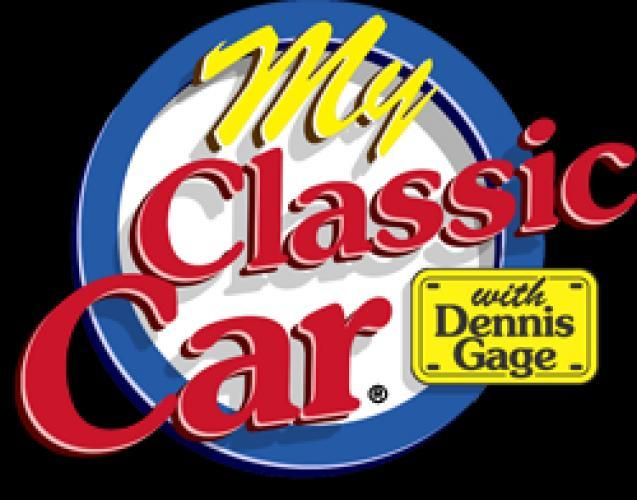 My Classic Car next episode air date poster