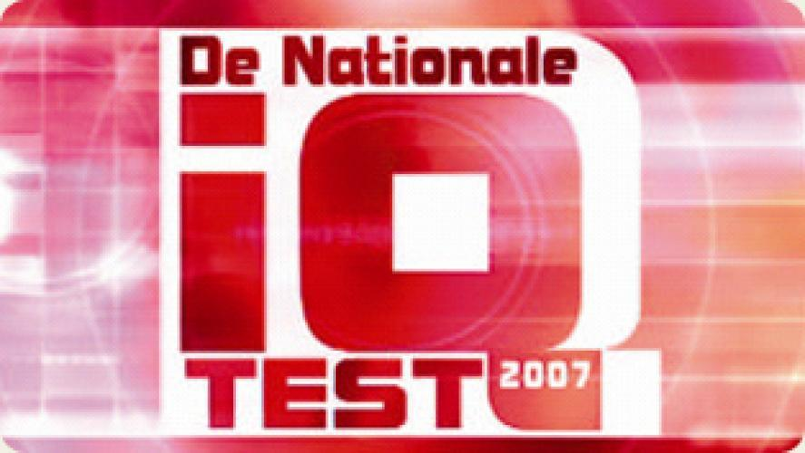 Nationale IQ test, De next episode air date poster