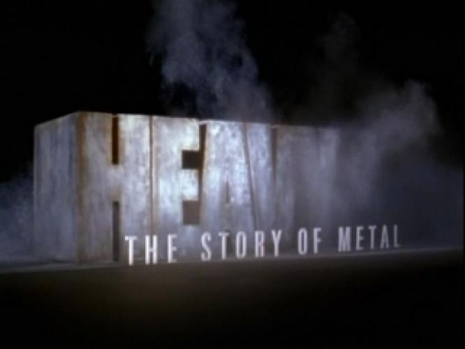 Heavy: The Story of Metal next episode air date poster
