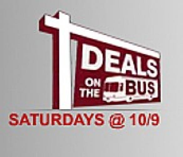 Deals on the Bus next episode air date poster