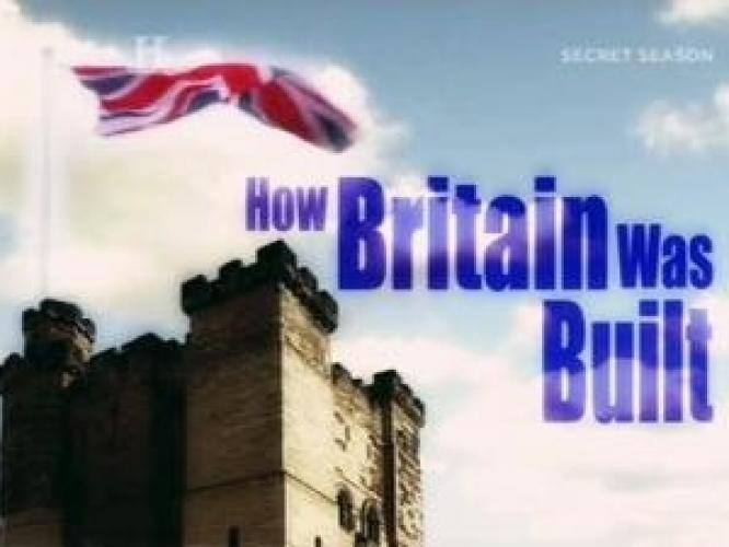 How Britain Was Built next episode air date poster