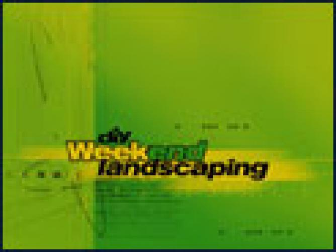 Weekend Landscaping next episode air date poster