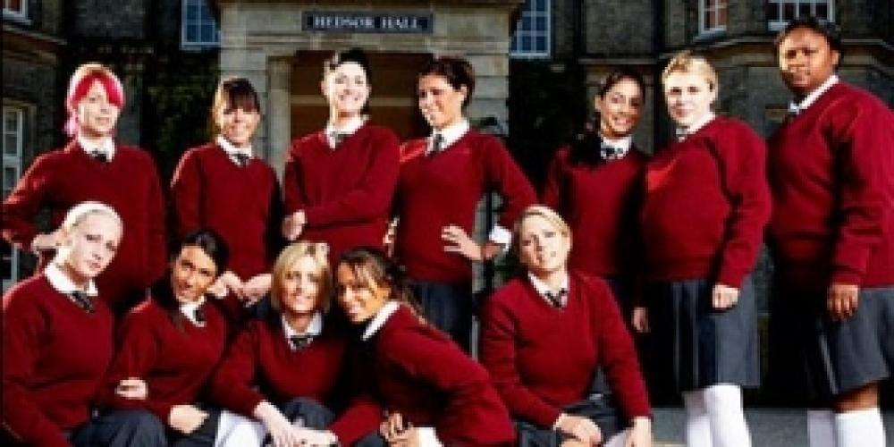 The Girls of Hedsor Hall next episode air date poster