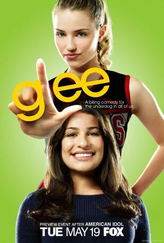 Glee next episode air date poster