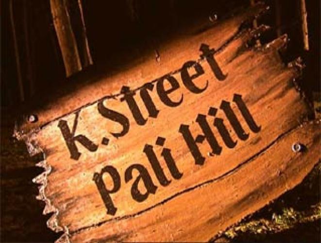 K. Street Pali Hill next episode air date poster