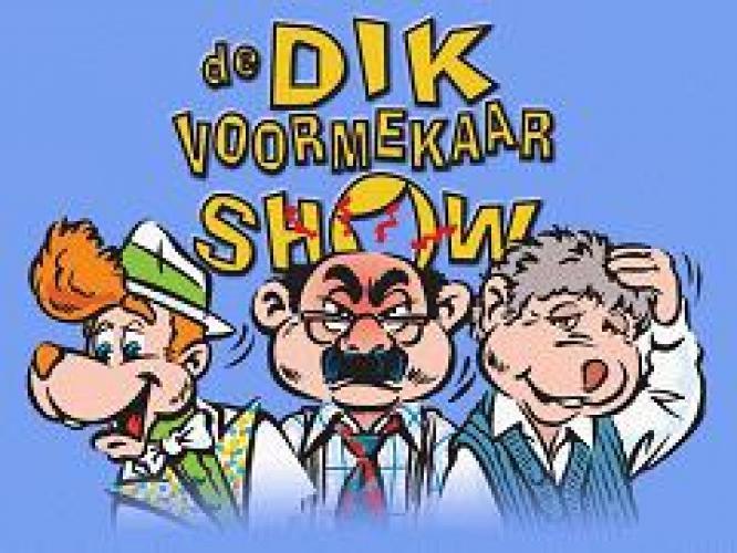 Dik Voormekaar Show, De next episode air date poster